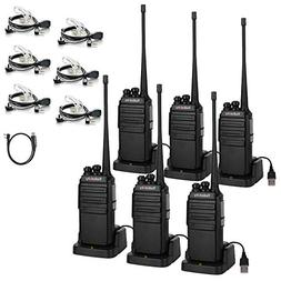 Radioddity GA-2S Long Range Walkie Talkies UHF Two Way Radio