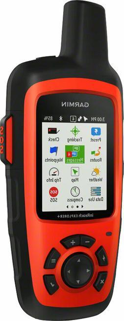 Garmin InReach Explorer+ Handheld Satellite Communicator wit