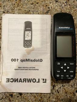 Lowrance GlobalMap 100 GPS