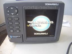 Lowrance GlobalMap 5200C GPS Receiver