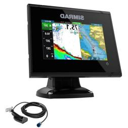 Simrad GO5 XSE Chatplotter Fishfinder with GPS and Transduce
