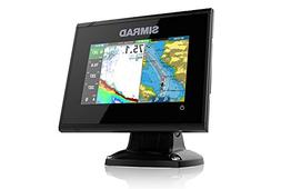 "Simrad GO5 XSE 5"" Fishfinder/Chartplotter with 83/200 kHz HD"