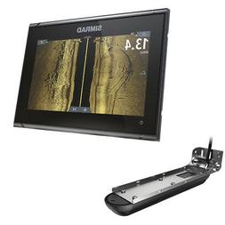 Simrad GO9 XSE Combo w/Active Imaging 3-in-1 Transom Mount T