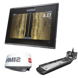 Simrad GO9 XSE Combo w/Active Imaging 3-in-1 Transducer, 4G