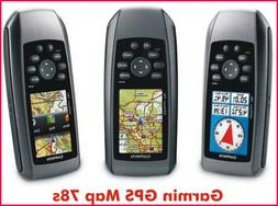 Garmin GPSMAP 78s Handheld GPS 010-00864-01 Marine Receiver