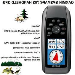GARMIN GPSMAP® 78S HANDHELD GPS Rugged, Sleek, New Design