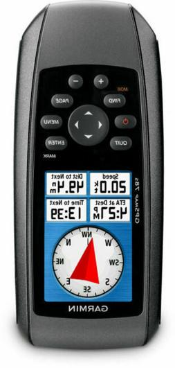 GARMIN GPSMAP 78s Marine-friendly Handheld GPS Receiver 010-