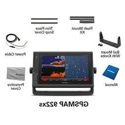 Garmin GPSMAP 922xs 9-inch Touchscreen Chartplotter full NME
