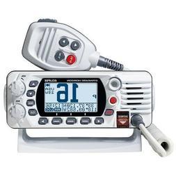 Standard Horizon GX1400G Fixed Mount VHF with GPS - White