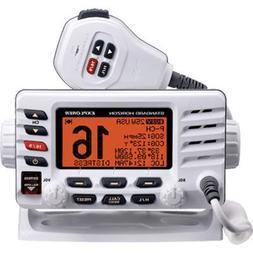 Standard Horizon GX1600W VHF, Explorer, Optional Remote, Whi