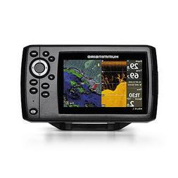 Humminbird HELIX 5 CHIRP DI GPS G2 Combo + XNT-9-DI-T Transd