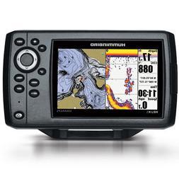 Humminbird HELIX 5 CHIRP DI GPS G2 Combo w/ XNT-9-DI-T Trans