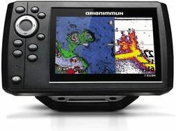 Humminbird HELIX 5 G2 Chirp Marine Boat GPS Fishfinder Combo