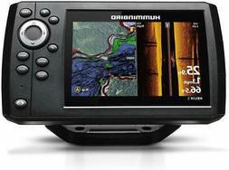 Humminbird Helix 5 G2 CHIRP SI GPS Combo w/ Down Imaging Son