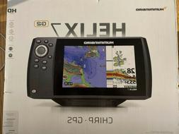 Humminbird Helix 7 CHIRP Marine GPS G2 Chartplotter/Fishfind