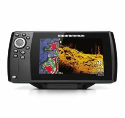 Humminbird Helix 7 CHIRP MDI GPS G3, w/Xdcr Down Image Sonar