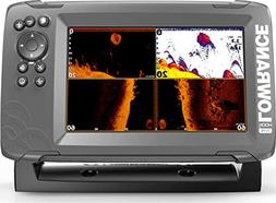 Lowrance HOOK2 7X - 7-inch Fish Finder with TripleShot Trans