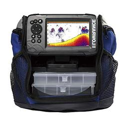 Lowrance HOOK2-5 Fishfinder Ice Machine Pack with SplitShot