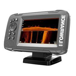 Lowrance HOOK2-5 GPS Fishfinder w/TripleShot Transducer & US