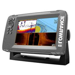Lowrance HOOK2-7 GPS Fishfinder w/TripleShot Transducer & US