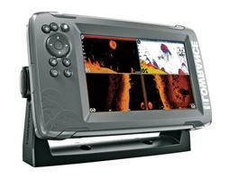"Lowrance HOOK2-7x 7"" GPS TripleShot Transducer Fishfinder Pl"