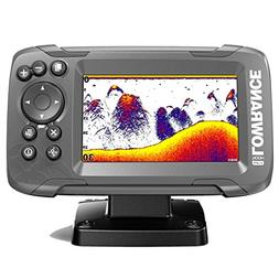 Lowrance HOOK2 4X - 4-inch Fish Finder with CHIRP Sonar …