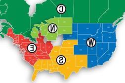 Navionics HotMaps Premium East U.S. Two-Dimensional Lake Map