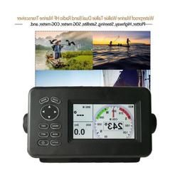 "Matsutec HP-33A 4.3"" LCD AIS High Sensitivity Marine GPS Nav"