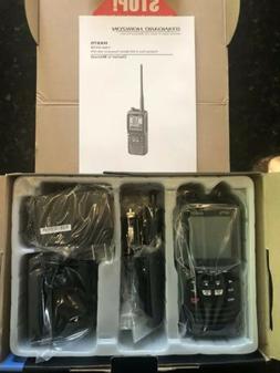 Standard Horizon HX870  6W Floating VHF Marine Radio W/ Inte