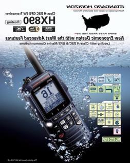 Standard Horizon HX890 Class H DSC 6W Floating Handheld VHF/