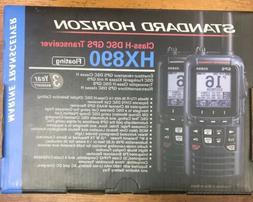 Standard Horizon HX890 Handheld Marine Boat GPS Transceiver.
