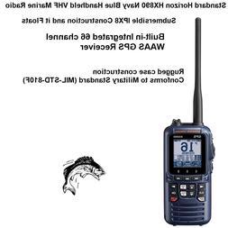 Standard Horizon HX890 VHF/GPS Floating/Submersible Marine R