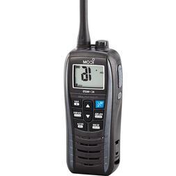ICOM IC-M25 01 Handheld VHF Radio - Gray new!!!!!