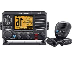ICOM IC-M506 01 Fixed Mount VHF Radio with Hailer