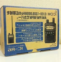 Icom IC-R6 Wide Band 0.100-1309.995MHz Communication Handy R
