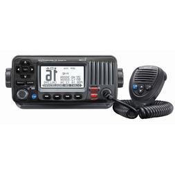 Iom M424G Fixed Mou VHF Maie Taseive w/Bui-I GPS - Bak