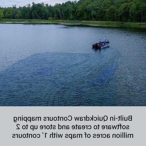 Garmin Striker Plus with GPS Fishfinder and