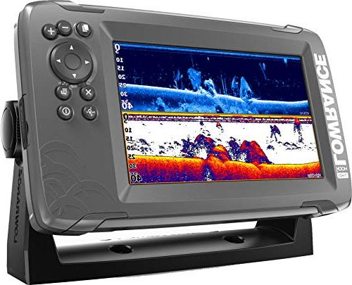 Lowrance HOOK2 7 7-inch Fish Finder Inland