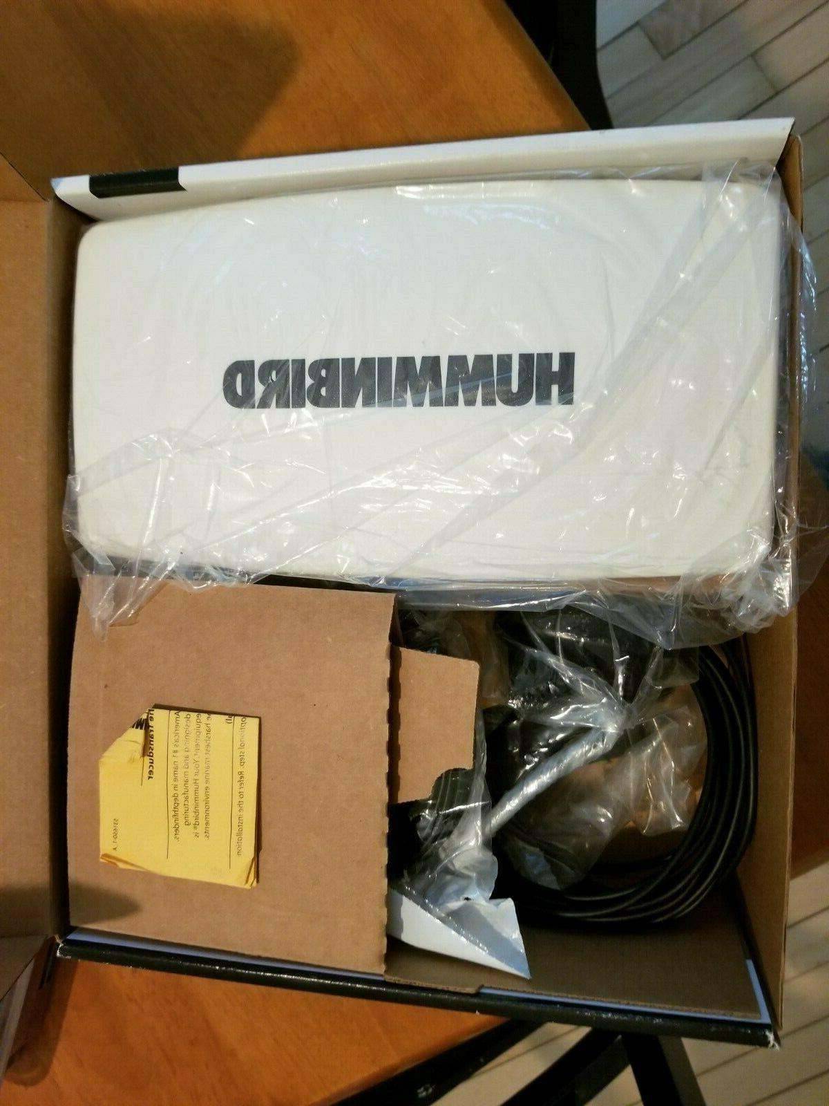 Humminbird Combo Waterproof Chartplotter Sounder