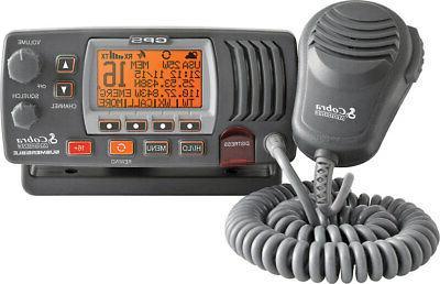 Cobra MR F77B Long Range Class-D And Noaa Weather Rewind Output Display, Usa/Canada 4,