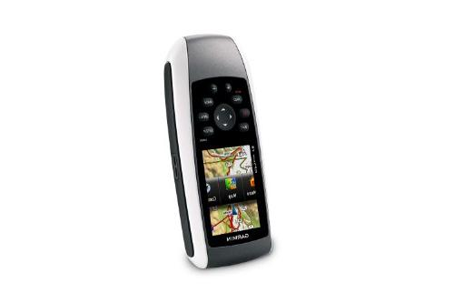 Garmin GPSMAP Marine and Worldwide Chartplotter