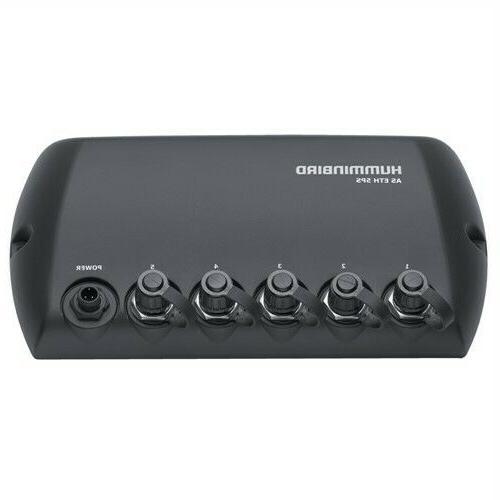 Humminbird 408450-1 5 Port Ethernet Switch