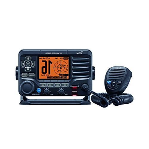 Icom VHF Mount Hailer/AIS/N2K/Rear Mic