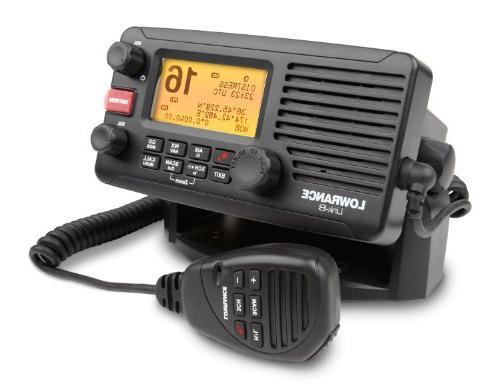 Lowrance VHF Radio