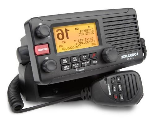 Lowrance Link-8 Radio