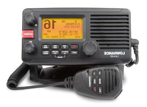 Lowrance Link-8 VHF Radio