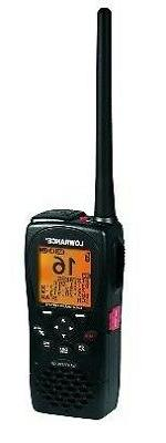 Lowrance VHF/GPS Radio Handheld VHF Radio with GPS