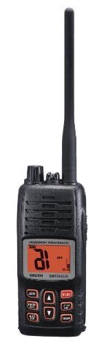 Standard Horizon HX290 Handheld VHF Marine Radio, 5 Watts