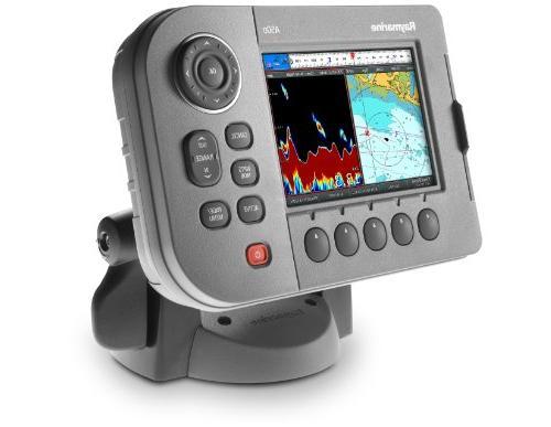 Raymarine 5-Inch Waterproof Marine GPS