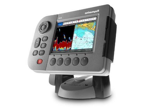 a50d waterproof marine gps chartplotter